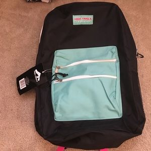Other - High Trails Backpack NWT